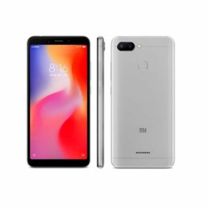 Smartphone Xiaomi Redmi 6A 5.5 Polegadas Dual 32GB Cinza
