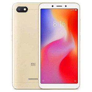 Smartphone Xiaomi Redmi 6A 5.5 Polegadas Dual 32GB Dourado