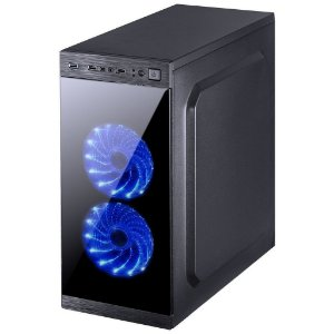 Computador Gamer Mvx3 Intel I3 7100 3.9ghz 8gb Hd 1TB