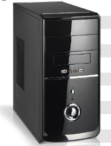 Computador Lithium Intel I5 7400 3.0ghz 7 Ger 8gb SSD 120gb