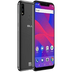 """Smartphone Blu XI+ Dual Sim LTE 6.2"""" FHD 64GB/4GB Preto"""