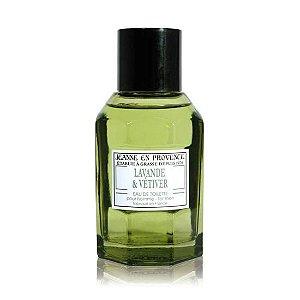 Perfume Jeanne En Provence Lavender e Vetiver EDT 100ML
