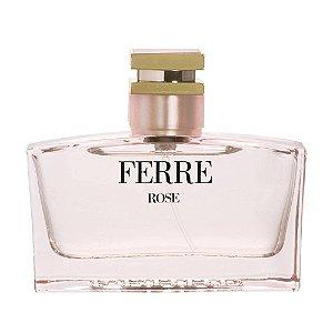 Perfume Gianfranco Ferre Rose EDT F 100ML