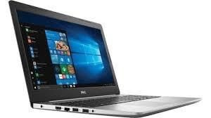 "Notebook Dell I5570-7987 i7 2.7GHZ 4GB 1TB 16GB 15.6"" Prata"