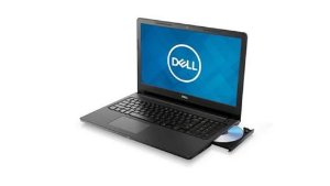 "Notebook Dell I3567-3636 i3 2.4GHZ 8GB 1TB 15.6"" Preto"