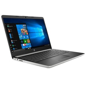 "Notebook HP 14-CF0052OD Tela 14"" 2.2GHZ 8GB Ram 128GB Prata"