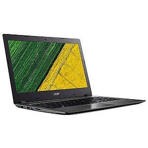 Notebook Acer Aspire A314-31-C7GM 14 1.1GHZ 4GB 500GB Preto
