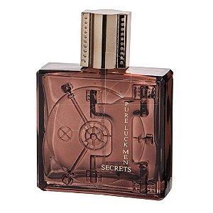 Perfume Linn Young Pure Luck Men Secrets EDT M 100ML