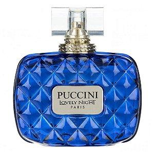 Perfume Puccini Paris Lovely Night Blue EDP M 100ML