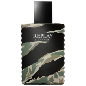 Perfume Replay Signature For Man EDT M 100ML