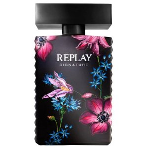 Perfume Replay Signature For Woman EDP F 100ML
