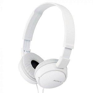 Fone de Ouvido Sony MDR-ZX110 - Branco