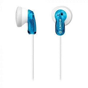 Fone de Ouvido Sony MDR-E9LP - Azul