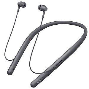 Fone de Ouvido Sony WH-H700/BM Bluetooth Preto