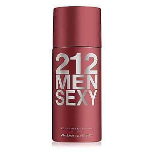 Desodorante Carolina Herrera 212 Sexy M 150ML