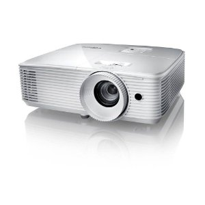 Projetor Optoma HD27HDR 3D Full HD 3400 Lumens 1080p Branco