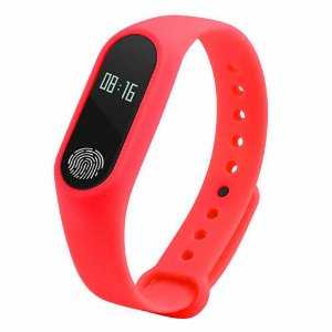 Smartwatch Midi MD-M2 Vermelho