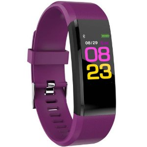 Smartwatch Midi MD-155 Roxo