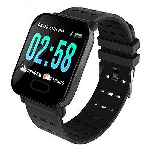 Smartwatch Midi MD-A6 Preto