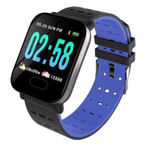 Smartwatch Midi MD-A6 Azul