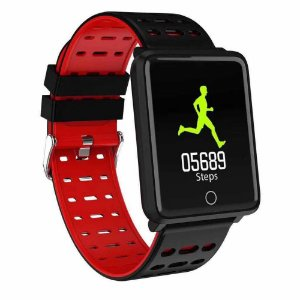 Smartwatch Midi MD-F21 Vermelho