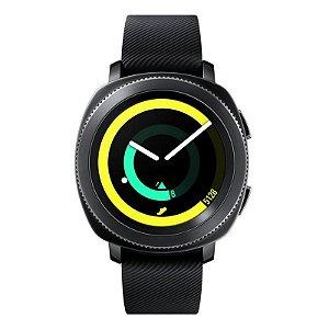 Relógio Smartwatch Samsung Gear Sport SM-R600 GPS Preto