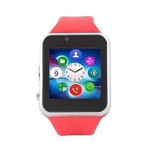 Smartwatch Midi MD-A1 Vermelho