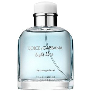 Perfume Dolce Gabbana Light Blue Swimming In Lipari EDT M 125ML