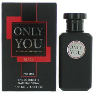 Perfume New Brand Only You Black EDT M 100ML