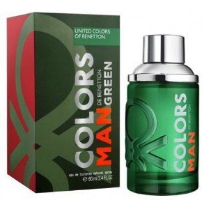 Perfume Benetton Colors Man Green EDT M 60mL