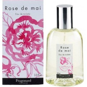 Perfume Fragonard Rose de Mai EDT F 100mL