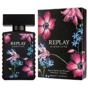 Perfume Replay Signature For Woman EDP F 50ML