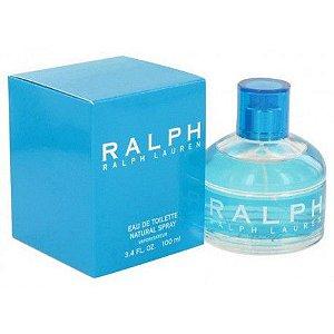 Perfume Ralph Lauren Eau De Toilette EDT F 100ML