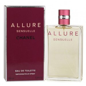 Perfume Chanel Allure Sensuelle F EDT 100ml