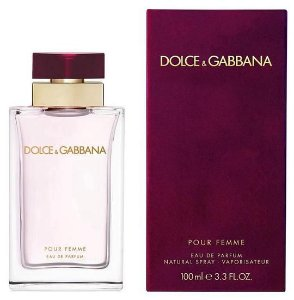 Perfume Dolce Gabbana Pour Femme EDP F 100ML