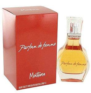 Perfume Montana Parfum de Femme EDT F 50ML