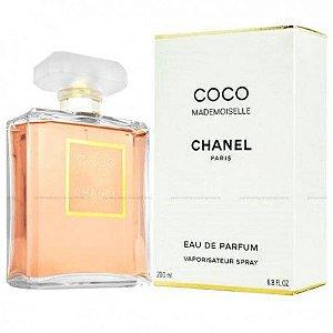 Perfume Chanel Coco Mademoiselle EDP F 200ML