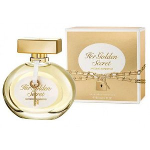 Perfume Antonio Banderas Her Golden Secret EDT F 50ml