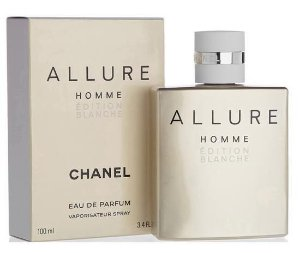 Perfume Chanel Allure Homme Edition Blanche EDP M 100ML