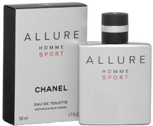 Perfume Chanel Allure Homme Sport EDT M 50ml
