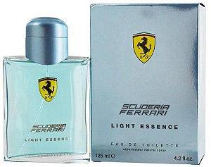 Perfume Ferrari Scuderia Light Essence EDT M 125ML