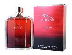 Perfume Jaguar Classic Red EDT M 100ML