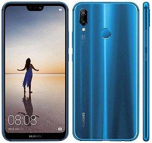 "Smartphone Huawei P20 Lite Dual Sim Tela 32Gb 5.84"" - Azul"