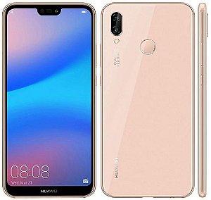 "Smartphone Huawei P20 Lite Dual Sim Tela 32Gb 5.84"" - Rosa"