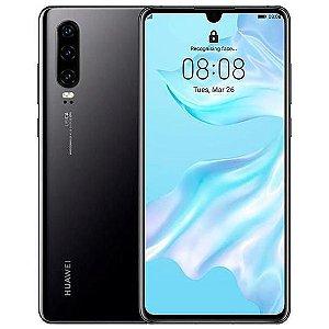 "Smartphone Huawei P30 Dual Sim 128GB 6.1"" - Preto"