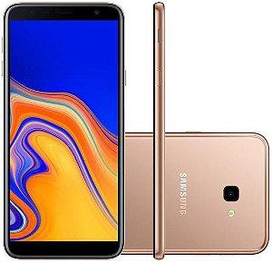 "Smartphone Samsung Galaxy J4 Core 16GB LTE Dual Sim 6.0""- Dourado"