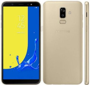"Smartphone Samsung Galaxy J8 32GB Lte 1 Sim 6.0"" - Dourado"