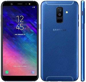 """Smartphone Samsung Galaxy A6+ Lte Dual Sim 32GB 6.0"""" - Azul"""