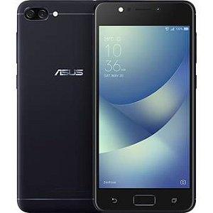 "Smartphone Asus Zenfone 4 Max Dual Sim 32GB de 5.5"" - Preto"