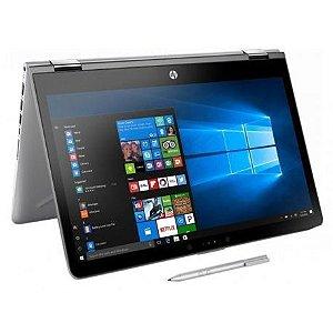 Notebook HP15-BR095MS i5 2.5GHZ-8GB-128GB 15.6- Prata